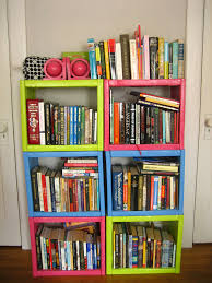 Kids Cube Bookcase Cube Shelves For Kids Bookshelf Are Arranged So As To Form A