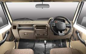 suzuki pickup interior mahindra big bolero pik up launched at inr 6 15 lakhs