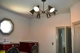 best laundry room lighting options ideas