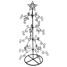 24 in metal ornament tree at home at home