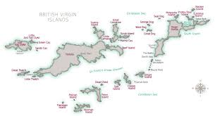map of the bvi bvi map 1 jpg 1287 696 bvi sailing cruise cruises