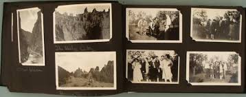 photo album antique family photo album 1920s 30s 125 pictures