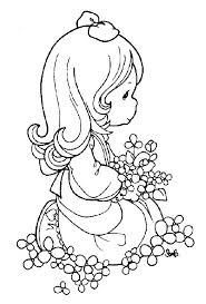 13 precious moments praying coloring pages uncategorized printable