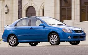 2006 kia spectra information and photos zombiedrive