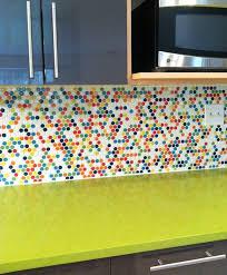 Penny Tile Kitchen Backsplash by 28 Best Bamboo Glass Tiles Images On Pinterest Glass Tiles