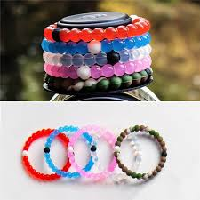 black bracelet pink images 10piece lot new arrival lokai bracelet red clear blue camo pink jpg