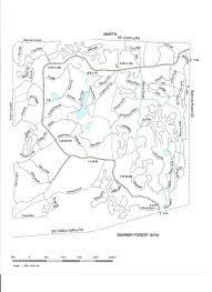 Seattle Bike Trail Map by Banner Forest
