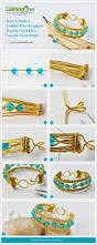 wire and beads bracelet like it lc pandahall com will publish