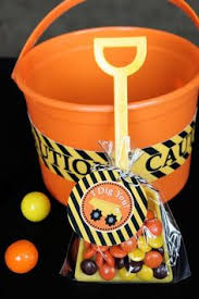 Construction Party Centerpieces by Construction Birthday Banner Construction High Chair Banner