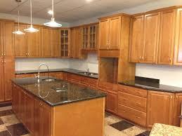 Replacing Kitchen Faucet In Granite by Granite Countertop Kitchen Built In Cabinet Design Wood Hood