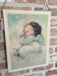 terra traditions la tela wall by terra traditions angel baby