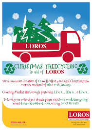 good news our christmas u0027treecycling u0027 campaign is returning for