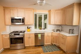 are light maple cabinets out of style maple is the of this milton kitchen maple