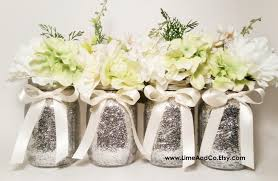 graduation center pieces jar centerpieces wedding centerpiece birthday party