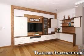tischle wohnzimmer wohnzimmer tischlerei innenausbau johann scharnreitner ertl