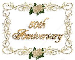 50 year wedding anniversary 50 yr wedding anniversary gift ideas bethmaru
