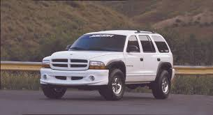 2003 dodge durango information and photos zombiedrive