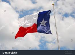 Flags At Half Mast In Texas Texas Flag Bright Sunshine On Very Stock Photo 95095261 Shutterstock