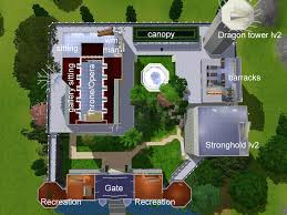 Neuschwanstein Castle Floor Plan by Mod The Sims The Fairytale Sky Castle Base On The
