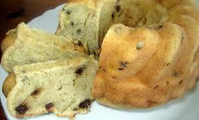 la cuisine de nad recette de banana bread cake à la banane pépites de chocolat