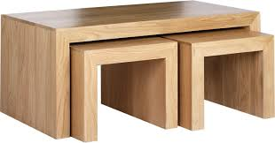 z solid oak designer furniture coffee table village z c thippo