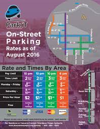 Map Of Tempe Arizona by On Street Meters Downtown Tempe Az