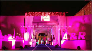 how to become a party planner entrance decoration be a guest in your own event vedi mandap