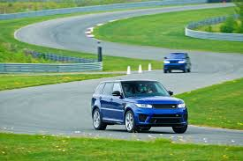 first land rover 2015 land rover range rover sport svr first drive autoweb