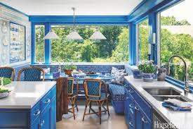 blue kitchen 15 blue kitchen design ideas blue kitchen walls
