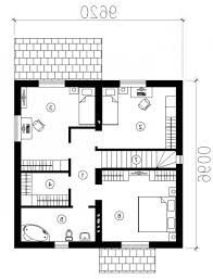 home design floor plans ideas small modern house picture with