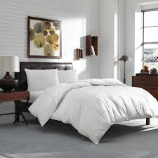 Goose Down Comforter Queen Amazon Com 600 Fill Power Goose Down Comforter Size King Home