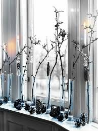 Christmas Decorations For A Window Sill by Decoration U2013 57 Ideas As You Discover The Potential Of The Window