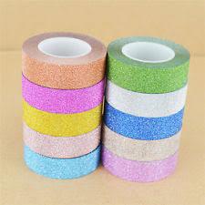 Decorative Scotch Tape Glitter Tape Ebay
