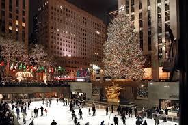 the rockefeller center christmas tree an energy evolution