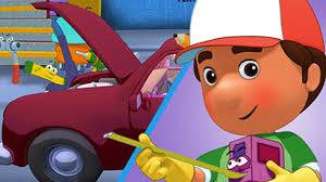 disney junior handy manny garage rescue u0026 car reparation