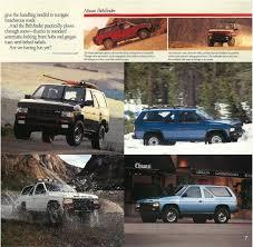 nissan pathfinder off road 1989 nissan pathfinder dealer brochure nicoclub