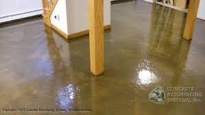 metallic epoxy concrete floor plymouth ma