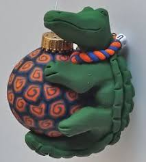 gator ornaments decorations ornament and