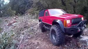 1988 jeep comanche custom jeep comanche off road test youtube