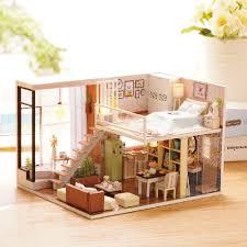 Diy Dollhouse Furniture Online Buy Wholesale Dollhouse Furniture Kits From China Dollhouse