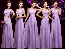 purple lace bridesmaid dresses get cheap bridesmaid dresses with lace aliexpress