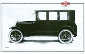 how common were cars in major american cities in the 1920s and 30s