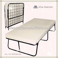 Folding Guest Bed Mordern Cheap Single Size Twin Size Double Size Iron Traveler