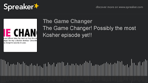 kosher chagne the changer possibly the most kosher episode yet