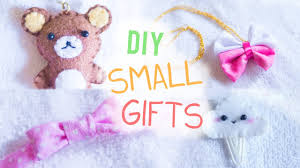 diy small gifts for friends ideas i wear a bow