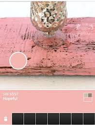 sherwin williams pink paint color youthful coral sw 6604