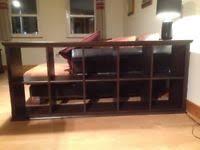 dark wood bookcase other dining u0026 living room furniture for sale