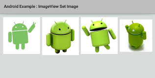 android bitmap how to set an image to imageview in android