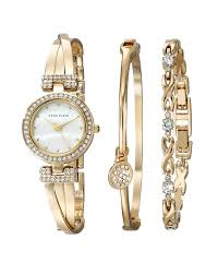 anne klein bracelet images Anne klein women 39 s ak 1868gbst swarovski crystal jpg