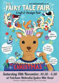 the fairy tale fair christmas craft fair at patcham on 18